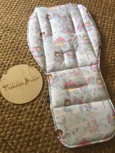Unicorn princess pram liner min e1500522608833 225x300 - Unicorn Princess Custom Fit Pram Liner