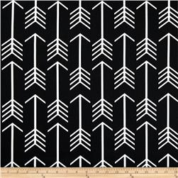 OUT OF STOCK Arrow black (regular fabric-heavy weight cotton)