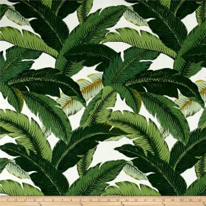 OUT OF STOCK Bahama leaf (regular fabric-heavy weight polyester)