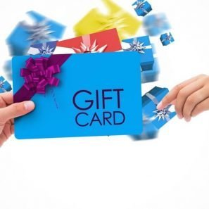 rsz photodune 9420300 hands holding card against gift card with festive bow xxl min 297x297 - Gift Card