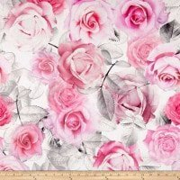 OUT OF STOCK Rose pink (regular fabric)
