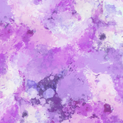 Water colour purple (premium fabric)
