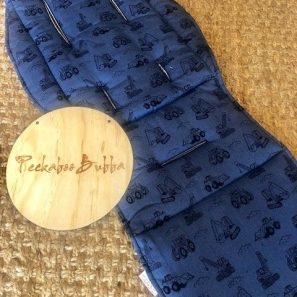 Diggers Blue regular fabric LIMITED EDITION ONLY 297x297 - Diggers Blue (regular fabric) LIMITED EDITION ONLY