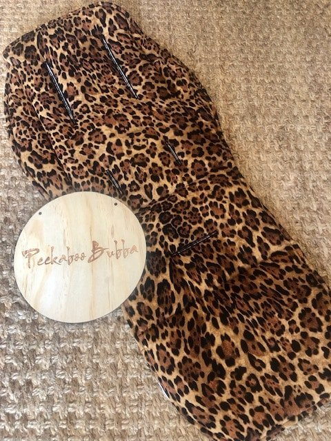 Leopard print traditional regular fabric LIMITED EDITION ONLY - Leopard print traditional (regular fabric) LIMITED EDITION ONLY